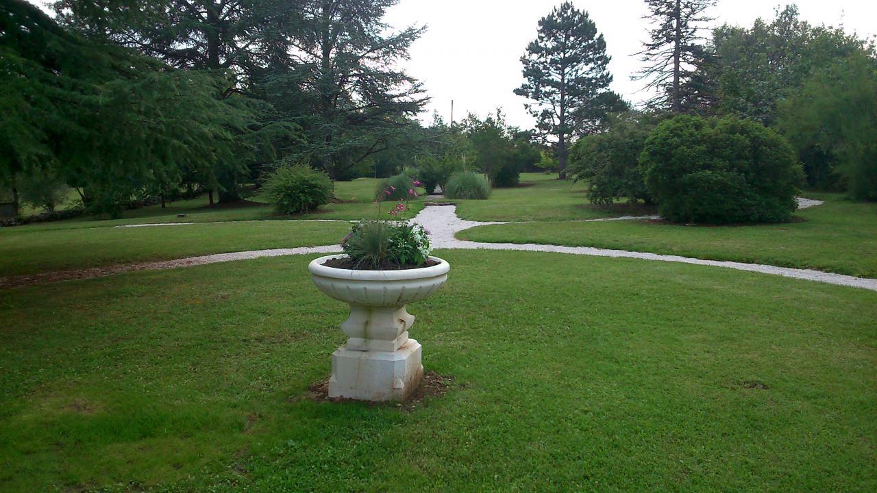 aménag. jardin