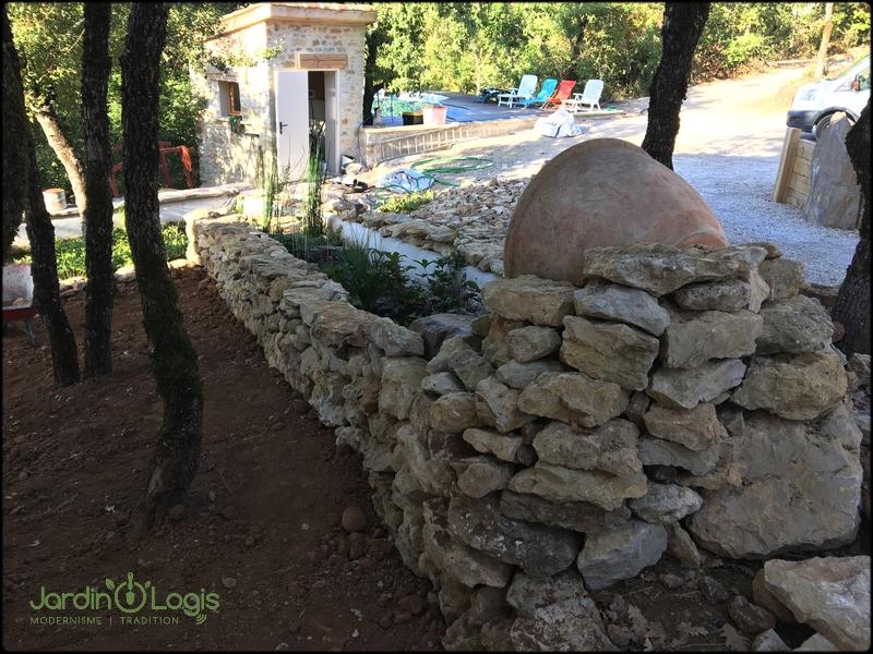 muret fontaine