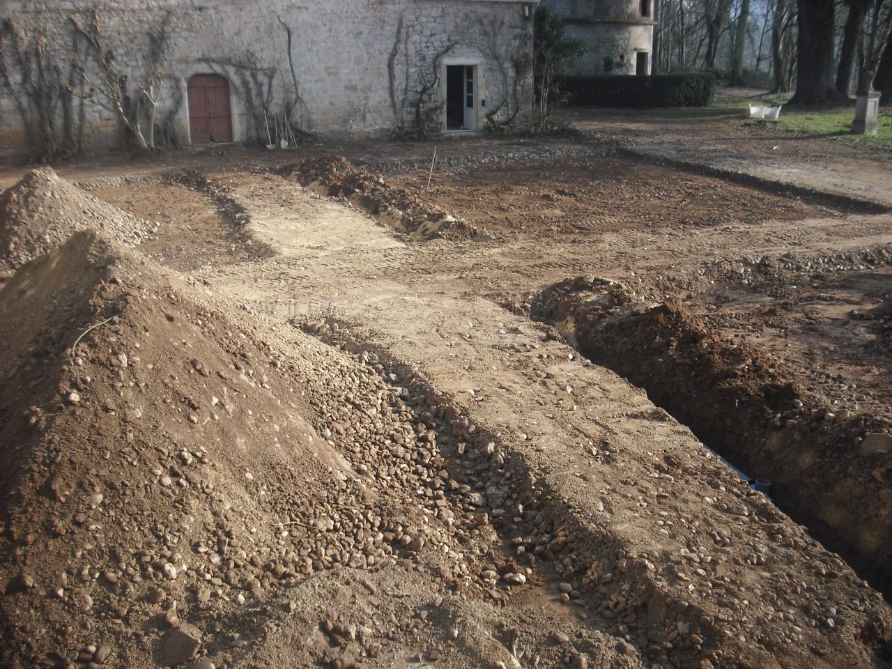 cours chateau AVANT