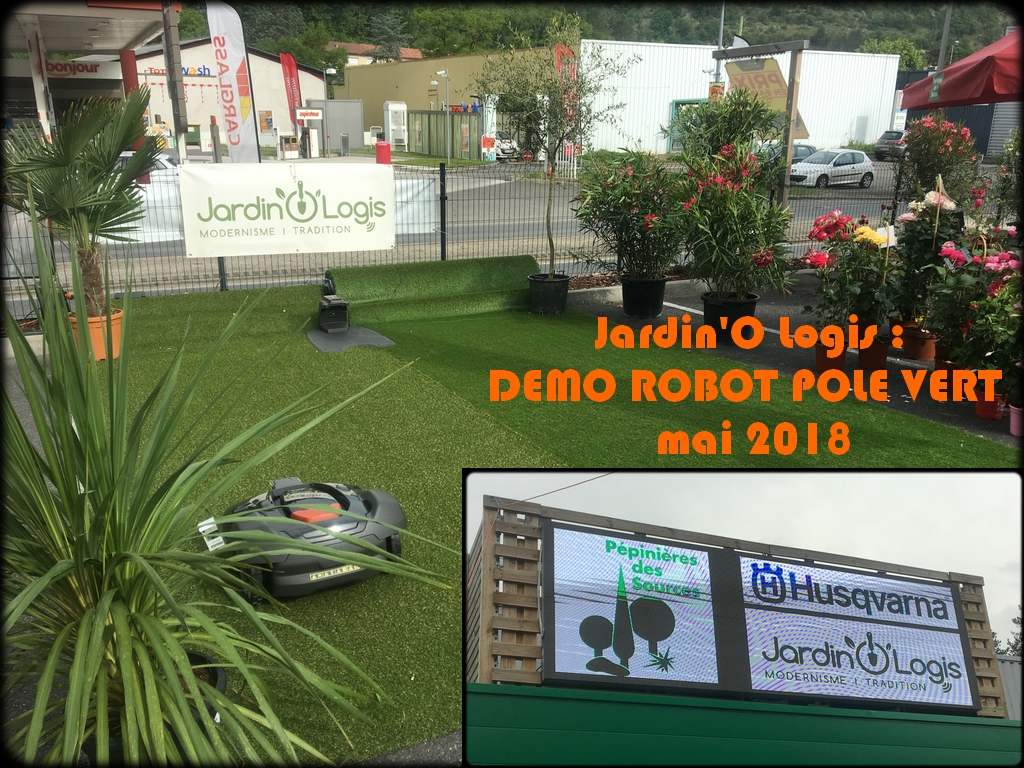 Demo robot